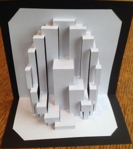 5X5 Obloid Spiral