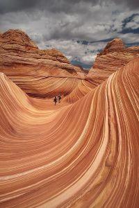 The Wave Utah